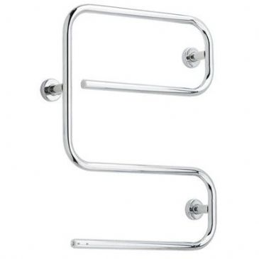 HEATED TOWEL RAIL 50W CHROME